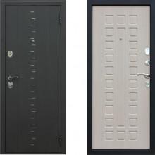 Металлическая дверь Престиж Агат 3 Беленый Дуб