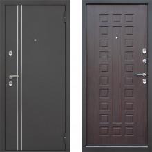 Входная металлическая дверь с терморазрывом АСД Терморазрыв Орех премиум