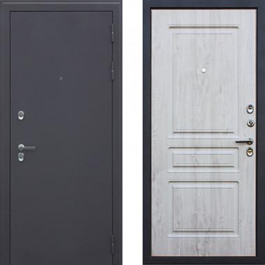 Входная металлическая дверь с терморазрывом АСД Сибирь Сосна Белая