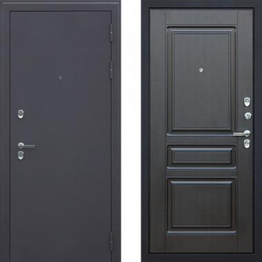 Входная металлическая дверь с терморазрывом АСД Сибирь Венге