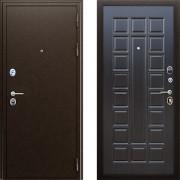 Входная металлическая дверь АСД Спартак Венге с шумоизоляцией