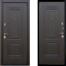 Металлическая дверь Престиж Викинг Венге