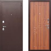 Входная металлическая дверь Атлант Престиж Рустикальный Дуб