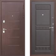 Металлическая дверь Атлант Троя Венге