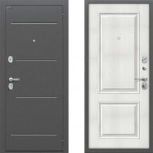 Входная металлическая дверь Оптим Класс Бьянка Вералинга