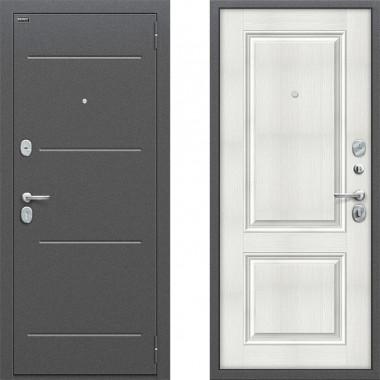 Входная металлическая дверь Оптим Класс Бьянка Вералинга в квартиру
