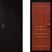 Входная дверь Йошкар Эко Золотистый Дуб