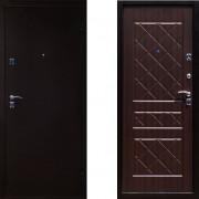 Входная металлическая дверь Йошкар Эко Венге
