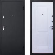 Входная металлическая дверь в квартиру Йошкар Бастион Беленый Дуб