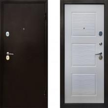 Входная металлическая дверь Йошкар Авангард Беленый Дуб