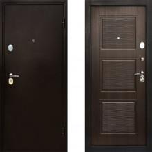Входная металлическая дверь Йошкар Авангард Венге