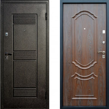 Входная дверь Атлант Венеция Венге Патина