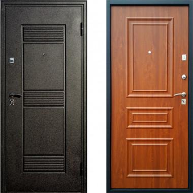 Входная металлическая дверь Стоп Византия Золотистый Дуб
