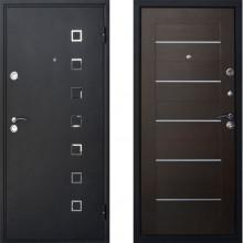 Входная металлическая дверь Атлант ЭКО 7х Венге