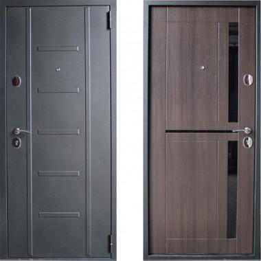 Входная металлическая дверь Йошкар Лакобель Венге
