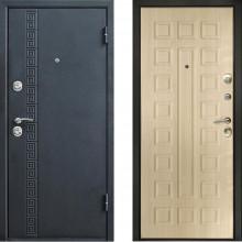 Входная металлическая дверь Дверной Континент Сити