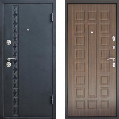 Металлическая дверь Сити Венге