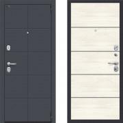 Входная металлическая дверь Porta s10 п50 Nordik Oak