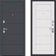 Входная металлическая дверь Porta s4 л22 Virgin