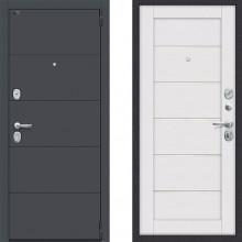 Входная металлическая дверь Porta s4 л22 Virgin тепло-шумоизоляция