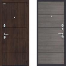 Входная металлическая дверь Porta s4 п50 Grey Veralinga двери с шумоизоляцией