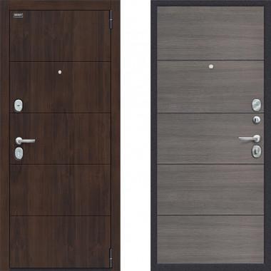 Входная металлическая дверь Porta s4 п50 Grey Veralinga