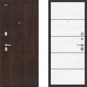 Входная металлическая дверь Porta s4 п50 Snow Veralinga