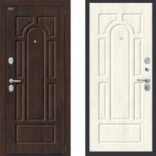 Входная металлическая дверь Porta s55 55 Nordic oak двери с шумоизоляцией