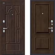 Входная дверь Porta s55 k12 Dark oak