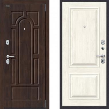 Входная металлическая дверь Porta s55 k12 Nordic oak
