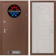 Входная металлическая дверь с терморазрывом Лабиринт Термо Магнит 15 Алмон 25