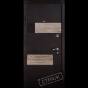 Металлическая дверь СТРАЖ Standart Стиль Вулкано