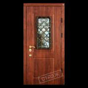Металлическая дверь СТРАЖ Lattise Классик