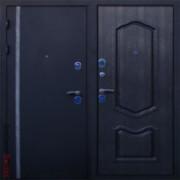 Металлическая дверь Юг Чёрная Кассандра
