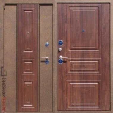 Металлическая дверь Юг - КРЫМ Vinorit