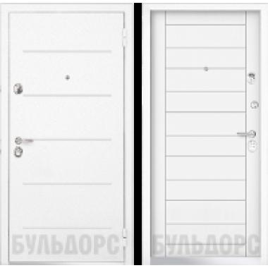 Металлическая дверь БУЛЬДОРС LASER-24W