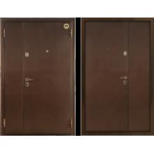 Металлическая дверь БУЛЬДОРС STEEL-23Д