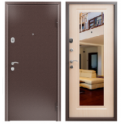 Металлическая дверь Torex Super Delta SD Mirror
