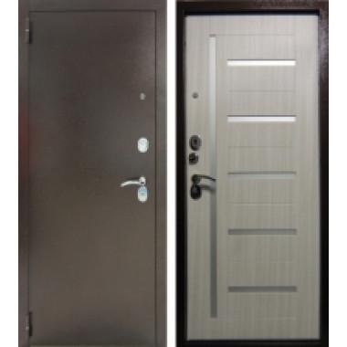 Металлическая дверь Тандем Дана Сандал