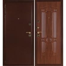 Металлическая дверь Стандарт 3К Орех