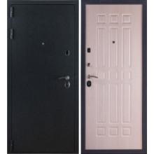 Металлическая дверь 3К Лайт Черный Бархат