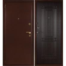 Металлическая дверь Триумф Венге