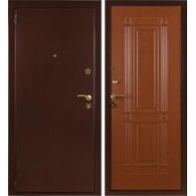 Металлическая дверь Триумф Клен Красный
