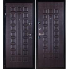Металлическая дверь Премиум 3К Венге