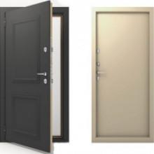 Металлическая дверь с терморазрывом Termo Deca