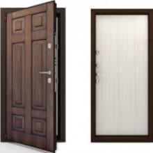 Металлическая дверь с терморазрывом Termo Wood
