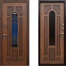Металлическая дверь Белуга Лацио