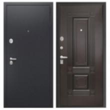 Металлическая дверь Вавилон Венге