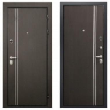 Металлическая дверь Легионер Венге