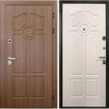 Металлическая дверь Олимпия Белый ясень